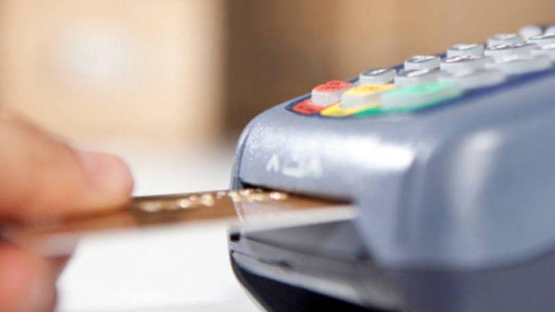 Juros do cartão de crédito