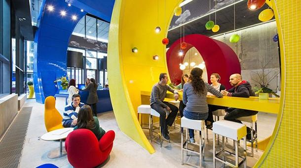 Google Campus - Novo Espaço para Empreendedores em São Paulo
