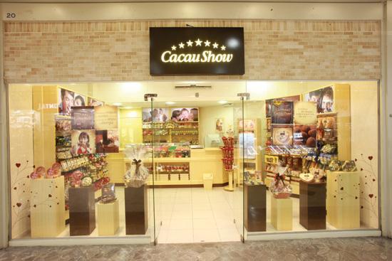Franquia da Cacau Show - Como Abrir uma Loja