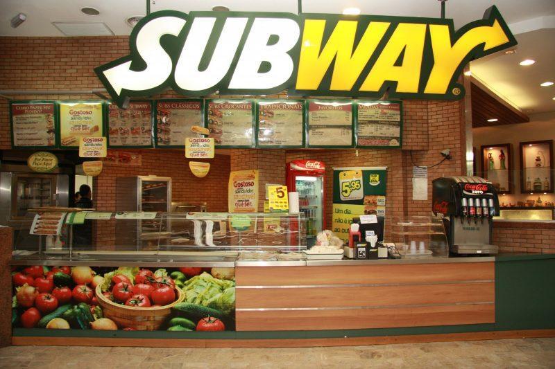 Subway - Como abrir uma Loja Franquia