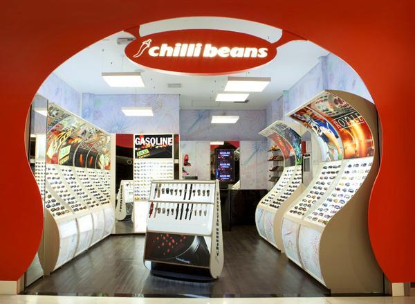 Chilli Beans - Como Abrir uma Loja Franquia