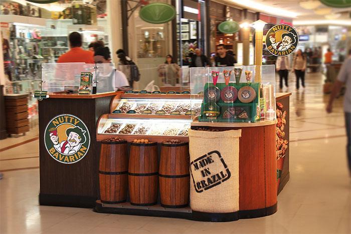 Nutty Bavarian - Como Abrir uma Loja Franquia
