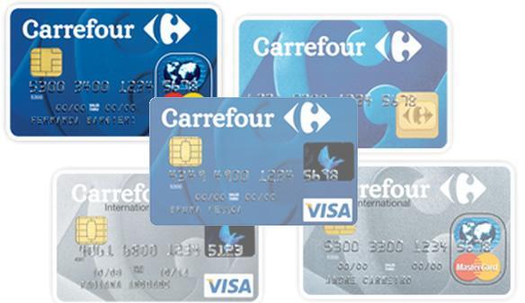 Cartao de credito Carrefour