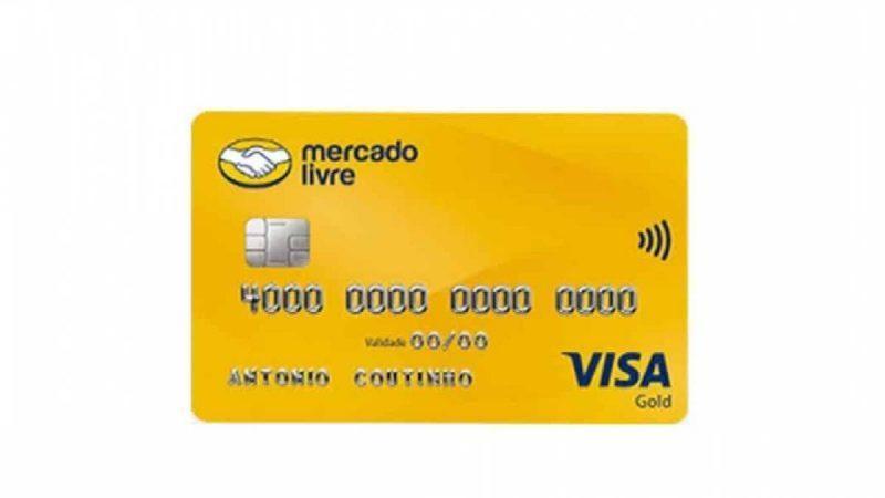 Carãao de credito Mercado Livre