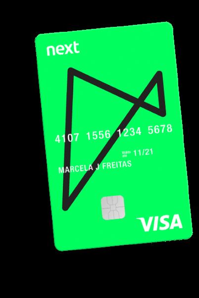 Cartão Next