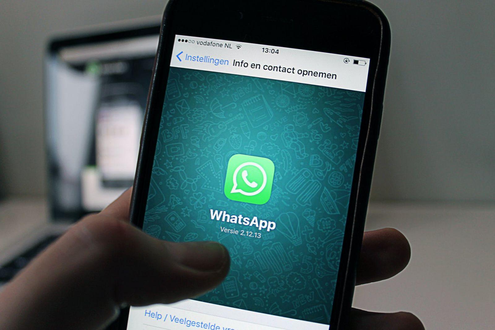 Transferências pelo WhatsApp - Cuidados